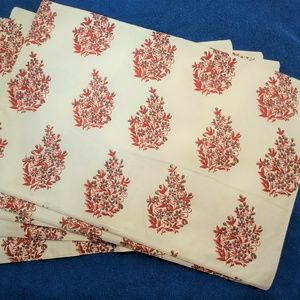 Pier 1 Imports NWT Americana Print Placemats (5)